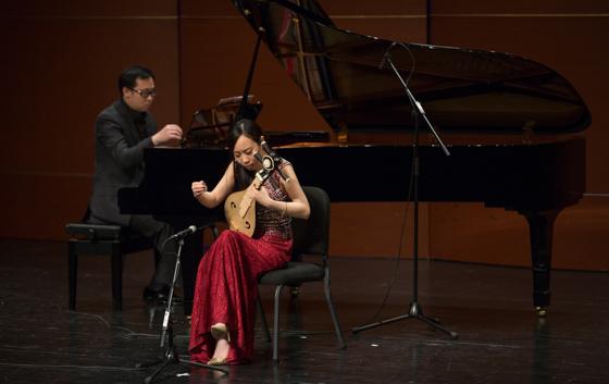 柳琴的演奏技法与琵琶有什么不同?柳琴的演奏特点 - 龙吟 - gaojinquan1981@126的博客